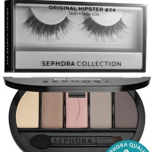 Sephora Collection Eye Contour & Lashes